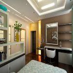 фото 2 комнатного элитного пентхауса